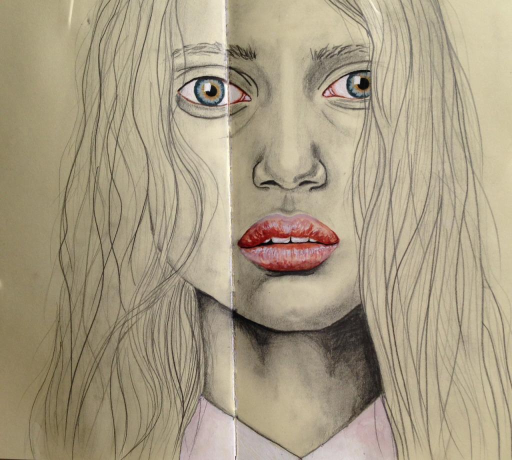Art portfolio:sketches